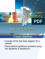 statics and dynamics chapter 3