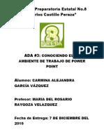 ADA 3 Informática