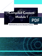 WQU_MScFE_Discrete-time Stochastic Processes_Module 1.pdf