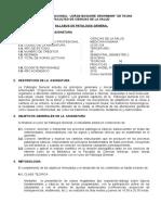 Silabus de Patologia General Unjbg 2019