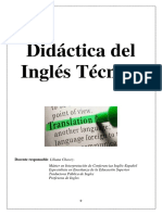 DidácticaDelInlglésTécnico Cartilla PDF