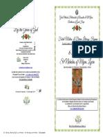 2019 -6 Dec-matlit- St Nicholas