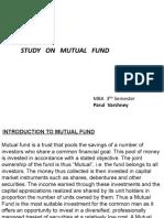 Mutual Fund Ppt 123
