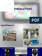 Introduction in Hospital Radiopharmacy
