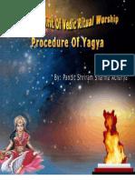 Form and Spirit of Vedic Ritua