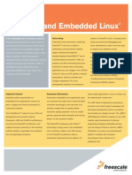 NXP semiconductor Embedded Linux.pdf