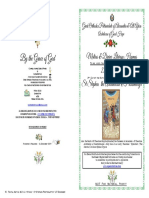 2019 - 27 Dec - Matlit- St Stephen Protomartyr