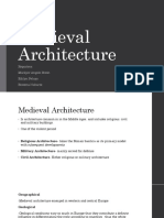 HOT1-Medieval Architecture