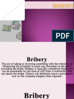 Business Ethics-  Bribery PPT-students' copy