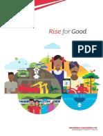 Mahindra Sustainability Report 2017 18