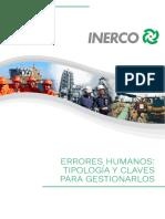Errores humanos tipología y claves para gestionarlos - eBook .pdf