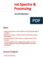 1. Intro to Signal Processing