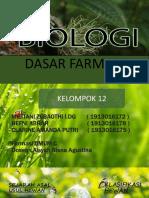 PPT BIOLOGI KELOMPOK 12 (Farmasi Umum C).pptx