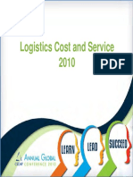 Costs of Logistic