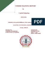 Capital Budgeting - JCB.doc
