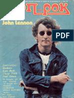 ΠΟΠ+ΡΟΚ - Αφιέρωμα John Lennon (1981)