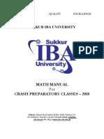 SIBAU MATHEMATICS 2018.pdf