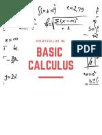 Basic Caculus