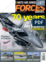 Air Force monthly
