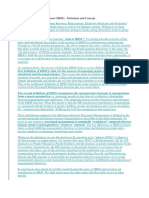 article-human resources theory basics.docx