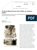 Os Duros Últimos Dias de Oscar Wilde - EL PAÍS Brasil