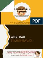 PPT DERMATITIS ATOPIK JADI.pptx