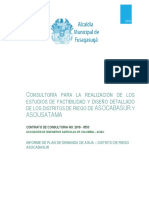 Informe de Plan de demanda de agua Asocabasur  .docx