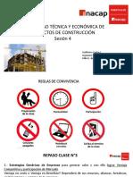PRESENTACION CURSO FACTIBILIDAD TÉCNICA Y ECONÓMICA DE PROYECTOS - SESIÓN 4 -5.pdf