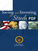 Savings Investing for Students