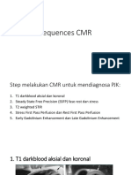 Sequences CMR