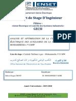 Rapport Stage Technique
