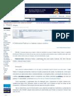 A Defensoria Pública e o habeas corpus coletivo - Artigos - Conteúdo Jurídico.pdf