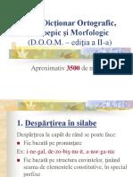 Modificari DOOM - FN.pps