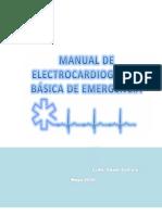 ECG básica de emergencia