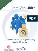 Ulrich de Stem Van NVP-Onderzoeksrapport Febr 2010