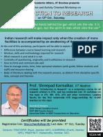 Research Workshop v6