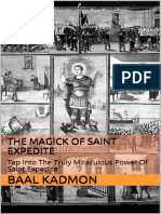 The Magick Of Saint Expedite:Tap Into The Truly Miraculous Power Of Saint Expedite .pdf