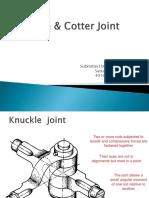 Knuckle & Cotter joints.pdf
