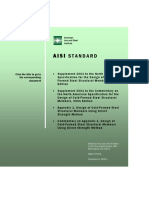North American Specification for the Design of Cold-Formed Steel Structural Members, 2001 Edition,