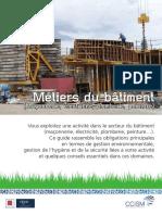 Guide Environnement Hygiene Securite Btp