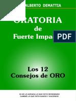 12 Consejos OFI 2010