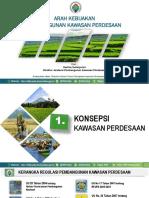 Arah Kebijakan Pembangunan KP