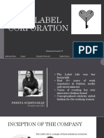 THE LABEL CORPORATION.PPTX