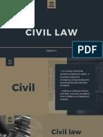 CIVIL-LAW
