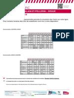 Info Trafic Chartres-courtalain Du 09-12-19