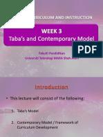 EDU555 Taba, Contemporary Model (1).pptx