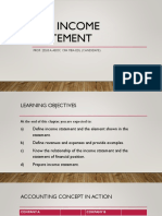 Chapter3_The Income Statement