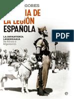 Historia de la legión Española Eugenio Togores.pdf