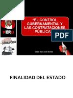 CONFERENCIA_UNAMAD Control Gubernamental