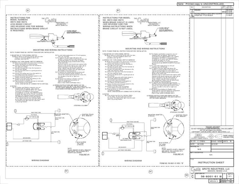 48072-WIRING.pdf | Electrical Connector | SwitchScribd